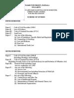 LL.B. Syllabus (5th & 6th Semester) (1).doc