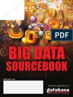 Big Data Sourcebook Second Edition