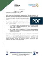 Exoneracion para revisor fiscal - Colombia