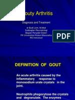Kuliah Gouty Arthritis.ppt