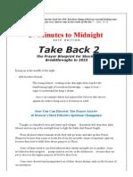 27 Minutes to Midnight - 2015 Edition _ Elisha Goodman