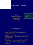 Colloid & Renal Function, Dr Ike Sri Rejeki SpAn