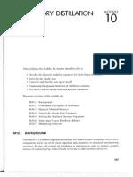 Bequette Module Ideal Binary Distillation
