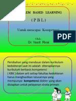 Kuliah PBL Kompetensi