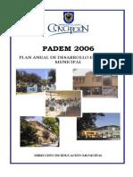 PADEM 2006 concepcion