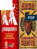 Organízate contra la Explotación Laboral