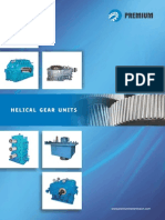 Helical Gear Unit Catalogue