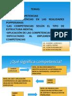 TIPOS DE COMPENTECIAS