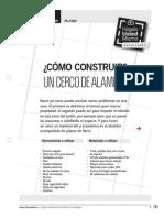 Pa-co02 Construir Cerco