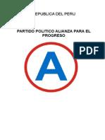 partido politico alianza por el cambio