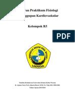 Laporan Praktikum Fisiologi blok 8