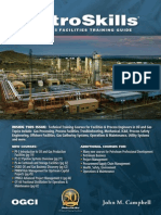 2014-15 PetroSkills Facilities Catalog