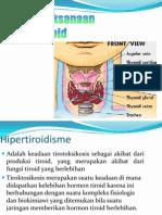 JUNI 2009 Hipertiroid Penatalaksanaan