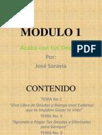 Acaba Con Tus Deudas Modulo 1 PDF