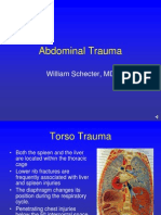 Lecture 6 Abdominal Trauma