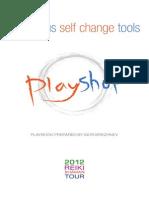 Self Change Playbook 2012