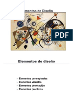 Elementos Diseño Artes