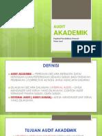 Audit Akademik Ppdtl 2014