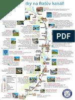 Batuv Kanal 2011 Mapa