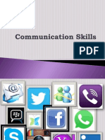 Communication Skills Day 1