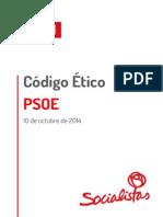 Código Ético PSOE
