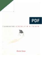 Tarkovski, Andrei - Esculpir o Tempo