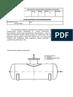 Sprawozdanie PP Wytrzymałość Materiałów Tensometria