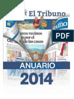 LO MÁS IMPORTANTE DE 2014 EN 128 PÁGINAS