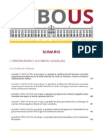 BOUS Nº 5/2014 Completo