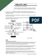 3400 TDM Fiber Optic Link Modules