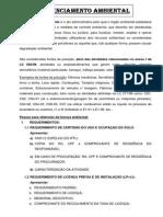 Checklist Licenciamento Ambiental
