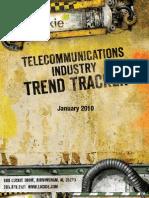 Telecom Trend Tracker Jan. 2010