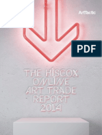 The Hiscox Online Art Trade Report New Version 2014