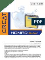 Muvo X-trainer Manual