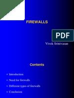 Firewalls (17)