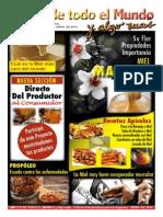 Revista Mieles de todo el Mundo Abril 2014