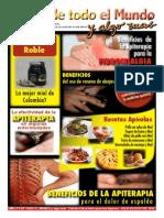 Revista Mieles de todo el Mundo InternacionalJulio Agosto 2014