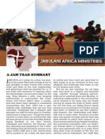 End of the Year Newsletter