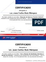 Certificado Plan Vital