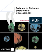 Policies to Enhance Sustainable Development