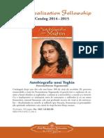 Yogananda - Autobiografia Unui Yoghin