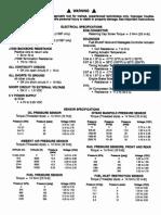 Signature - IsX Codes & Spec