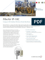 Ceragon Brochure FibeAir IP-10C ETSI