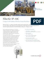 Ceragon Brochure FibeAir IP-10C ETSI