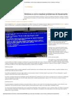 O Que é a Tela Azul Do Windows e Como Resolver Problemas de Travamento _ Dicas e Tutoriais _ TechTudo