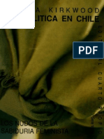 Julieta Kirkwood - Ser política en Chile