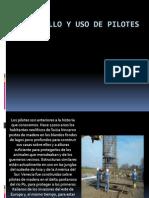 Desarrollo y Uso de Pilotes