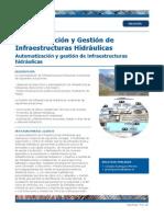 Automatizacion en la Gestion Infraestructuras Hidraulicas