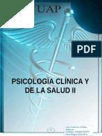 Psicologia Clinica y de La Salud II