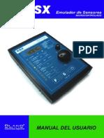 Manual de Uso DLAND SSX